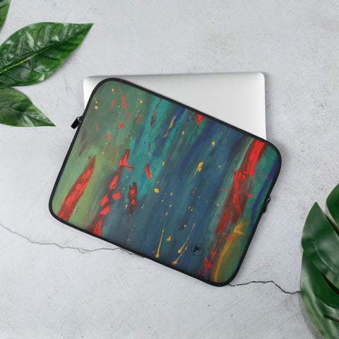 Laptop Sleeve Abstract