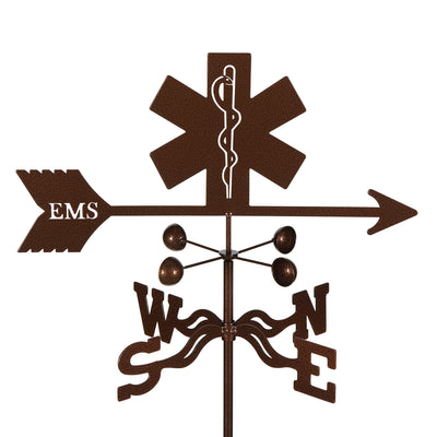 EMS Weathervane Roof Mount