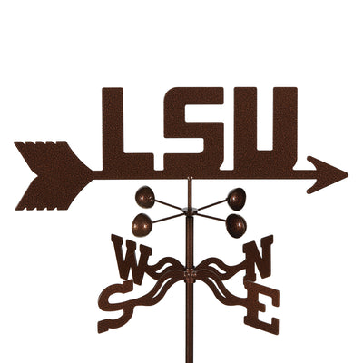 Louisiana State University Weathervane Roof Mount