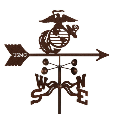 Marines Weathervane Roof Mount