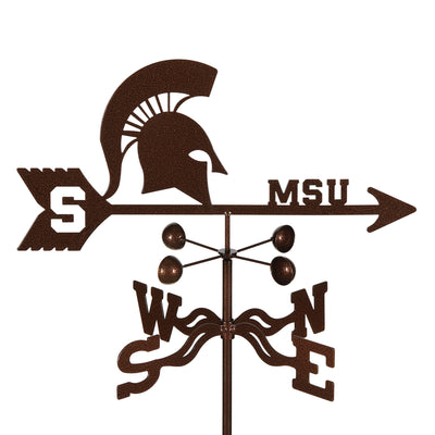 Michigan State University Weathervane Roof Mount
