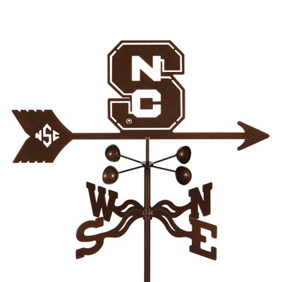 North Carolina State Weathervane Roof Mount