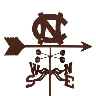 North Carolina University Weathervane Roof Mount