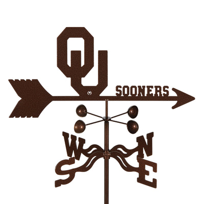 Oklahoma University Weathervane Roof Mount