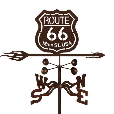 Route 66 Weathervane Roof Mount