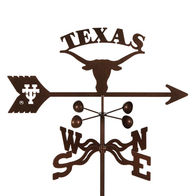 Texas Longhorns Weathervane Roof Mount