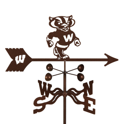 University of Wisconsin Weathervane Roof Mount