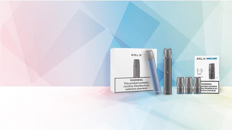What is RELX vape?