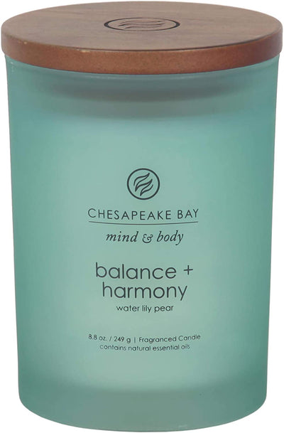 Chesapeake Bay Scented Candle, Water Lily Pear