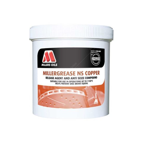 Millergrease NS 500 gram - Berry Smink British Car Parts