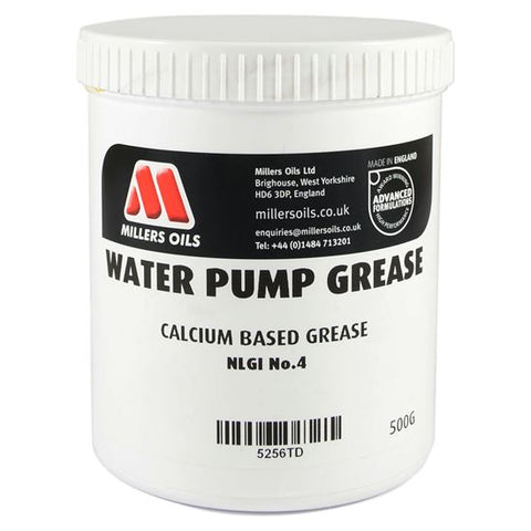 Water Pump Grease 500 gram - Berry Smink British Car Parts