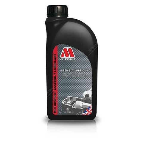 Assembly lubricant 1 liter verpakking - Berry Smink British Car Parts
