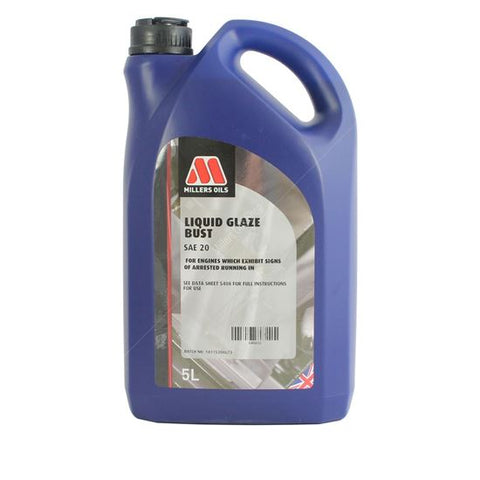 Liquid Glaze Bust 5 liter verpakking - Berry Smink British Car Parts