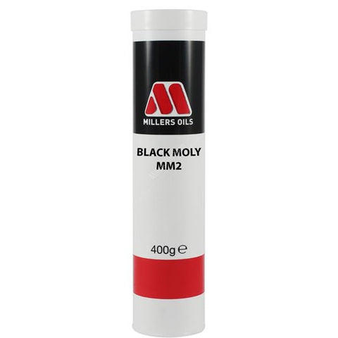 Black Moly MM2 400 gram - Berry Smink British Car Parts