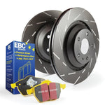 EBC S9 Kits Yellowstuff and USR Rotors - SMINKpower.eu