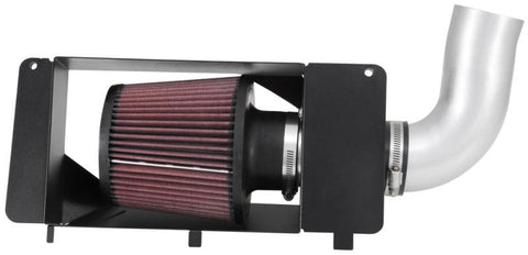 K&N 69 Series Typhoon Kit 11-13 Mini Cooper John Cooper Works 1.6L L4 Performance Intake Kit