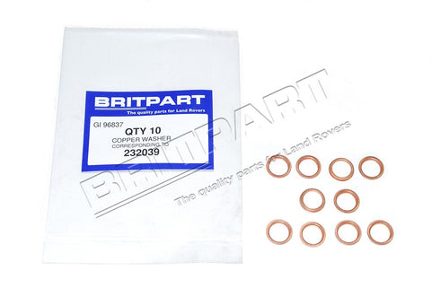 Banjoring 6cil - Berry Smink British Car Parts