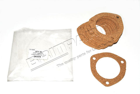 Nokkenasdekselpakking P4 80 - Berry Smink British Car Parts