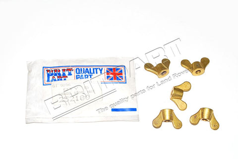 Luchtfiltermoer P5 - Berry Smink British Car Parts