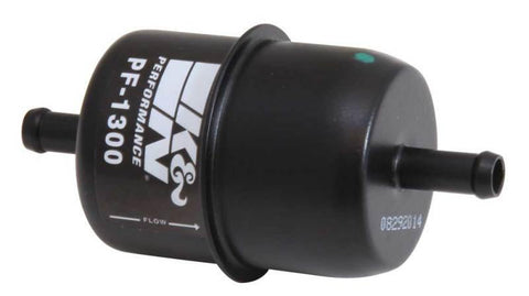 K&N Cellulose Media Fuel Filter 1.688in OD x 3.813in L