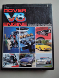 The Rover V8 Engine by David Hardcastle - Berry Smink British Car Parts