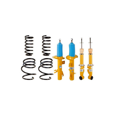 Bilstein B12 2008 Mini Cooper S Convertible Front and Rear Suspension Kit - SMINKpower.eu