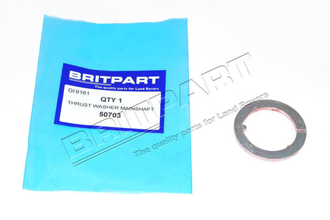 Shim 4 Bak P5 - Berry Smink British Car Parts