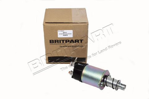 Solenoid - Berry Smink British Car Parts
