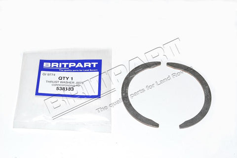 Axiaal Lager P6 4cil 0.0075 - Berry Smink British Car Parts