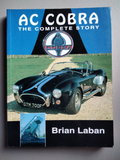 AC Cobra: The Complete Story Paperback – January 25, 1997 - Berry Smink British Car Parts