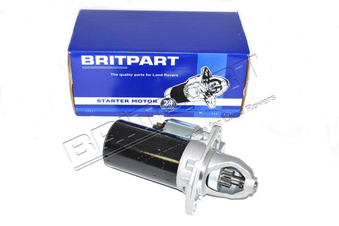 Startmotor V8 - Berry Smink British Car Parts