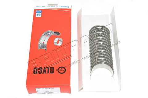 Drijfstanglagerset V8 Std - Berry Smink British Car Parts