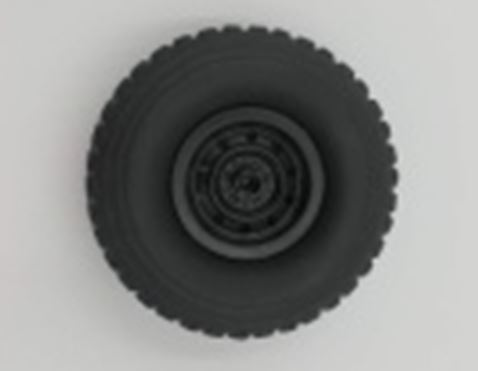 WPL 1/16 C-34 Wheels Set(4)