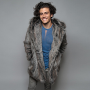 Mysterious Faux Fur Coat - Swaggy Societies