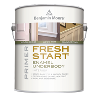 Fresh Start Enamel Underbody Primer 217