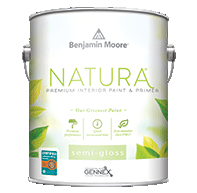 Natura® Waterborne Interior Paint - Semi-Gloss Finish 514
