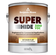 Super Hide® Zero VOC Interior Flat 355