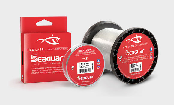 Seaguar Red Label Fluorocarbon 200yds