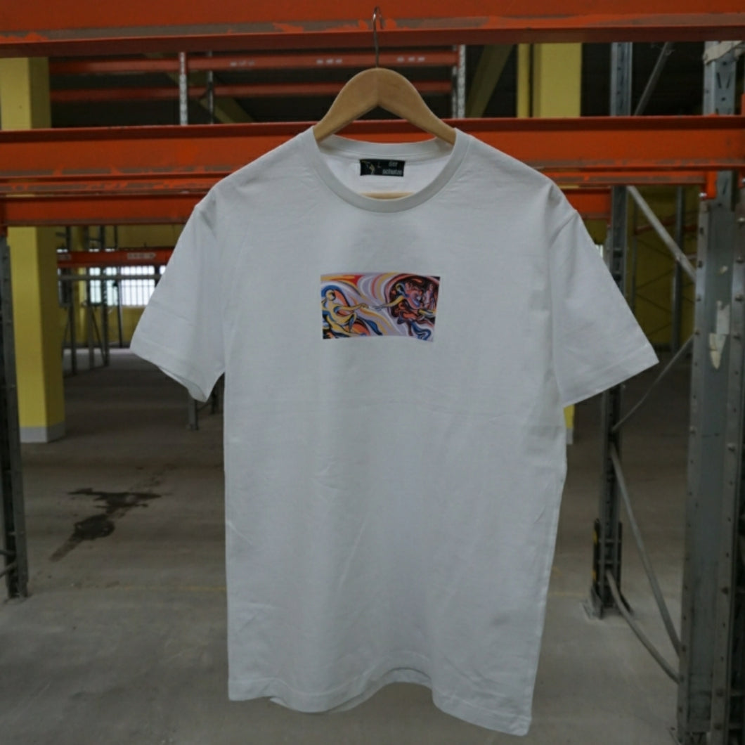 """Michelangelo"" T-Shirt white"
