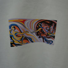 "Load image into Gallery viewer, ""Michelangelo"" T-Shirt white"