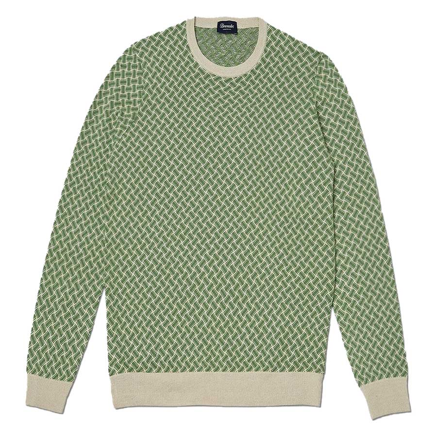 Sweater Crewneck-Sweater-Witteveen Menstore