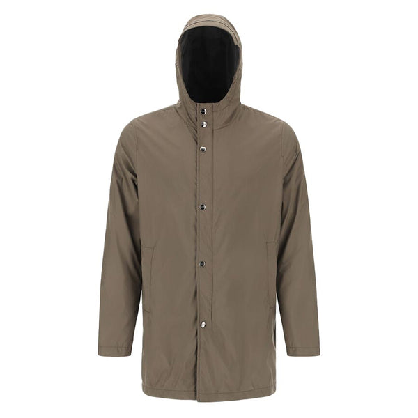 Technical Raincoat-Jas-Witteveen Menstore