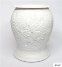 Load image into Gallery viewer, Fairy white porcelain electric burner
