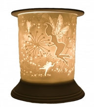 Load image into Gallery viewer, Fairy tale straight edged electric lamp burner