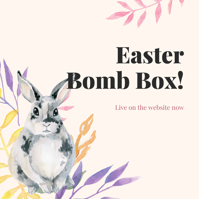 Easter bomb or wax  box