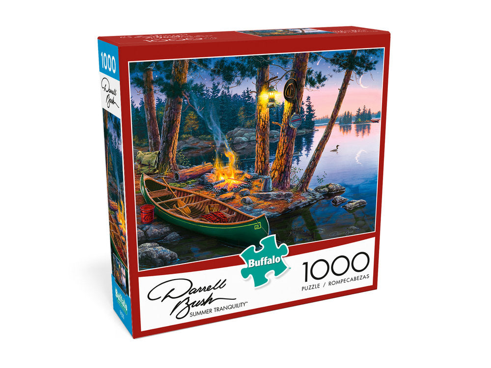 Summer Tranquility 1000 Piece Puzzle