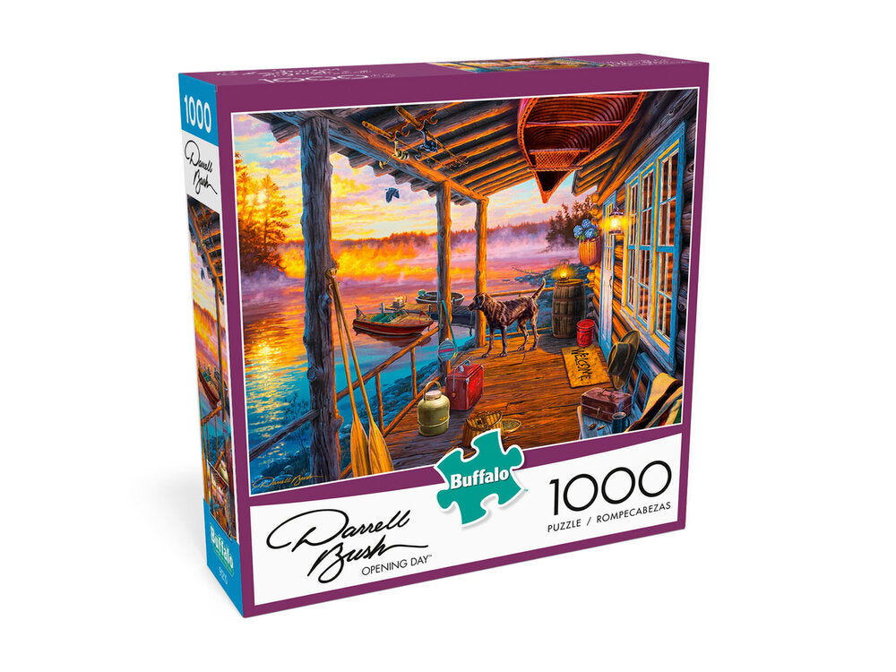 Opening Day 1000 Piece Puzzle