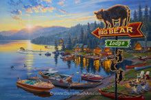 Load image into Gallery viewer, Big Bear Lodge