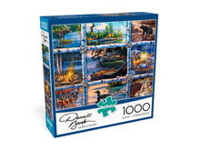 Load image into Gallery viewer, North Country 1000 Piece Puzzle