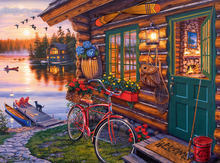 Load image into Gallery viewer, Summertime 1000 Piece Puzzle